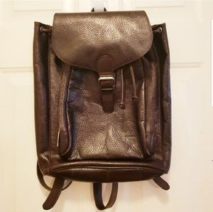 🎉Kenneth Cole New York Brown Leather Backpack🎉